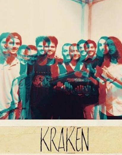 Kraken: college rock bands