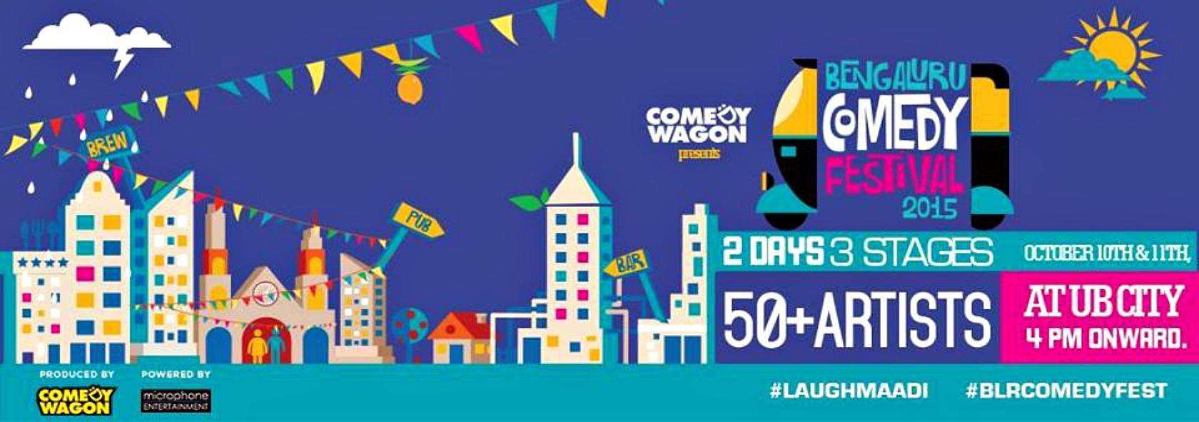 Bangalore Comedy Fest 2016