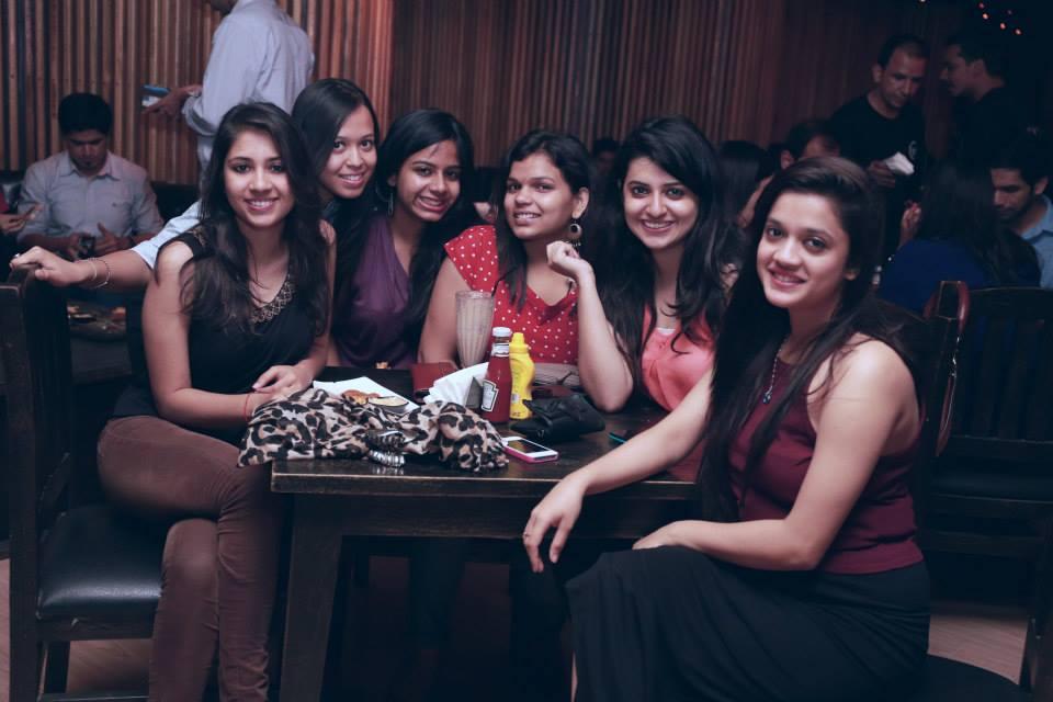 Fork You - Best Ladies Night in Delhi NCR