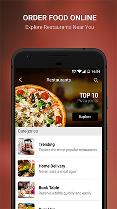 Justdial Android Application - Local Search Engine on Android