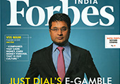 Justdial's-E-Gamble-(Forbes-India) | Justdial
