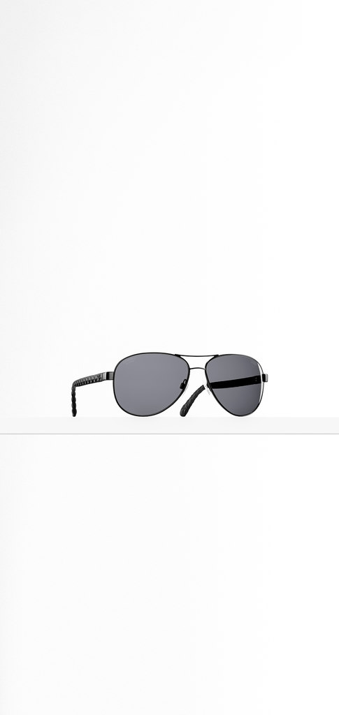 Quilted Chanel Sunglasses Chanel Quilting Aviator