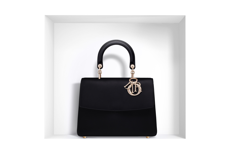 Christian Dior Beige Leather Diorissimo Large