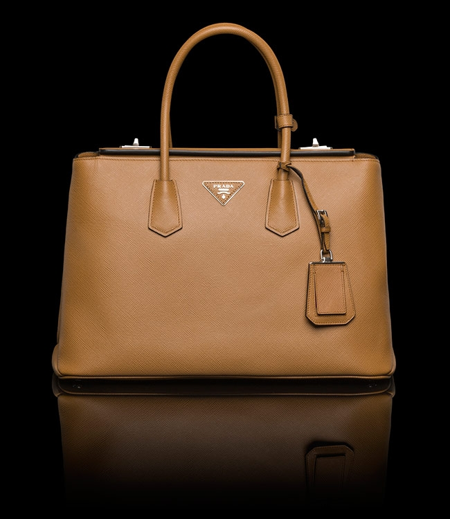 Buy Prada BN2748 2A4A F098L Caramel Tote Bag, Price, Reviews ...