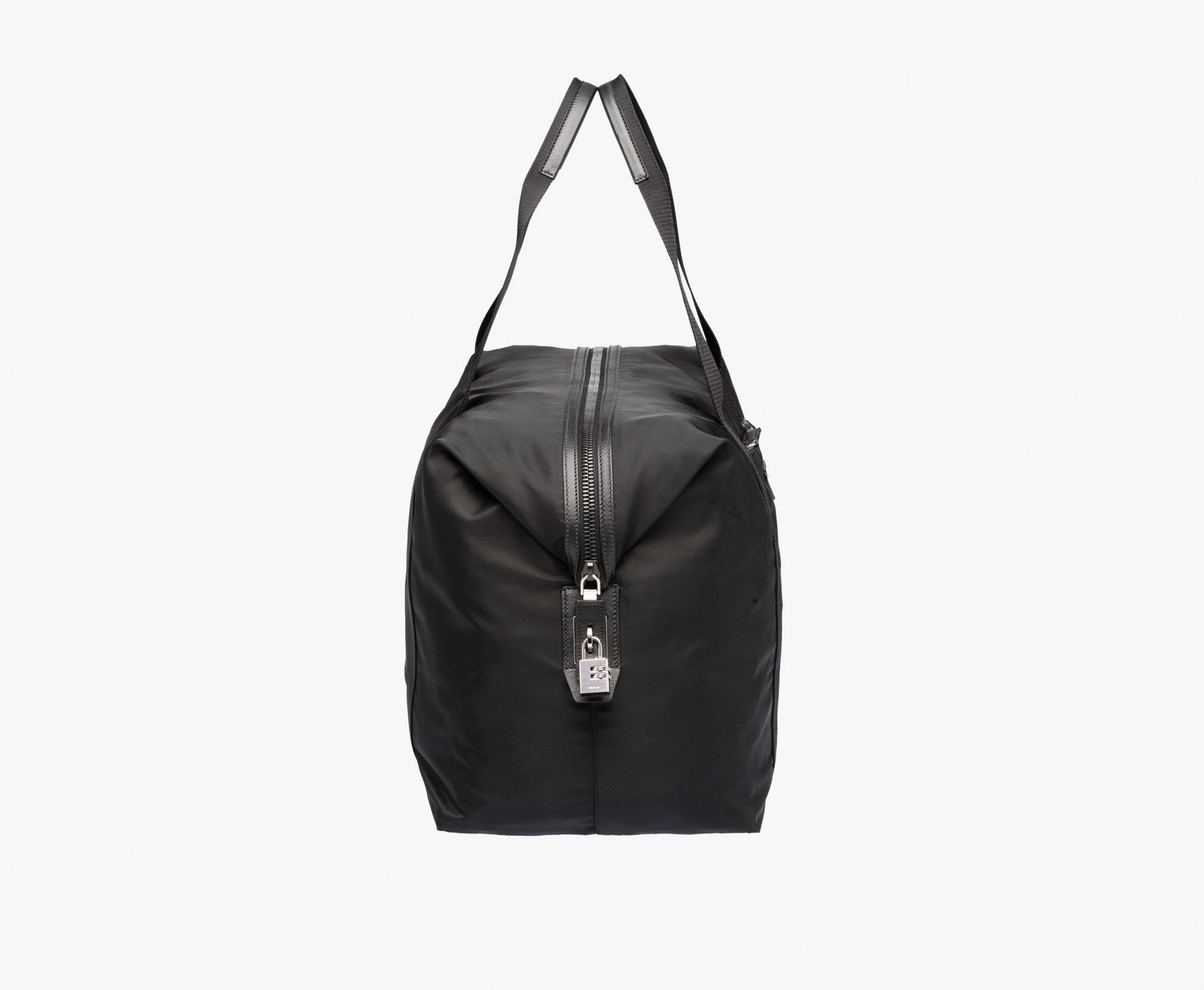 Buy Prada Weekender Luggage Bag Black [2VC796 064 F0002 V OOO ... - prada weekender black