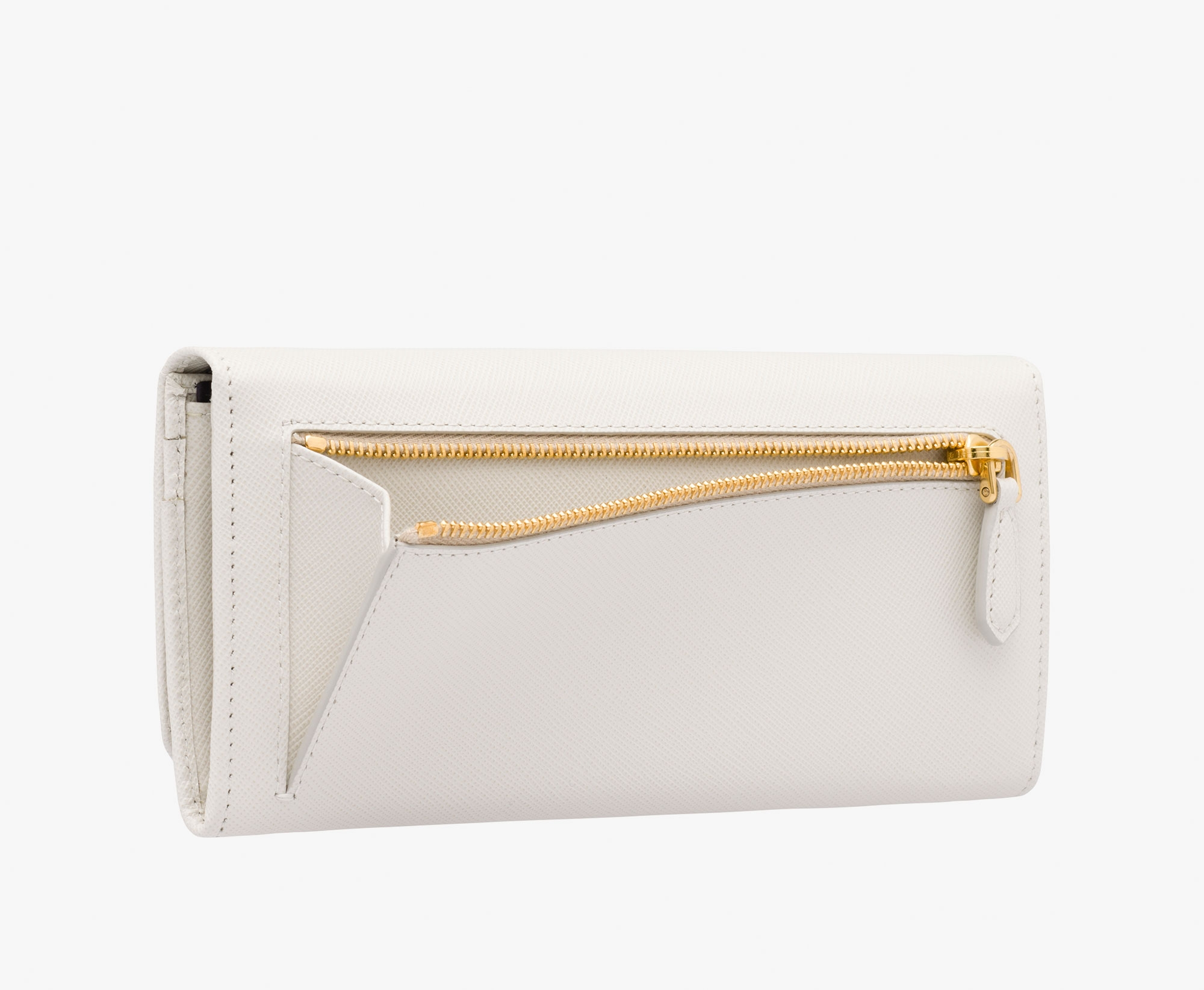 Buy Prada Women Wallet Chalk White [1MH132 QWA F0K74], Price ... - prada wallet chalk white