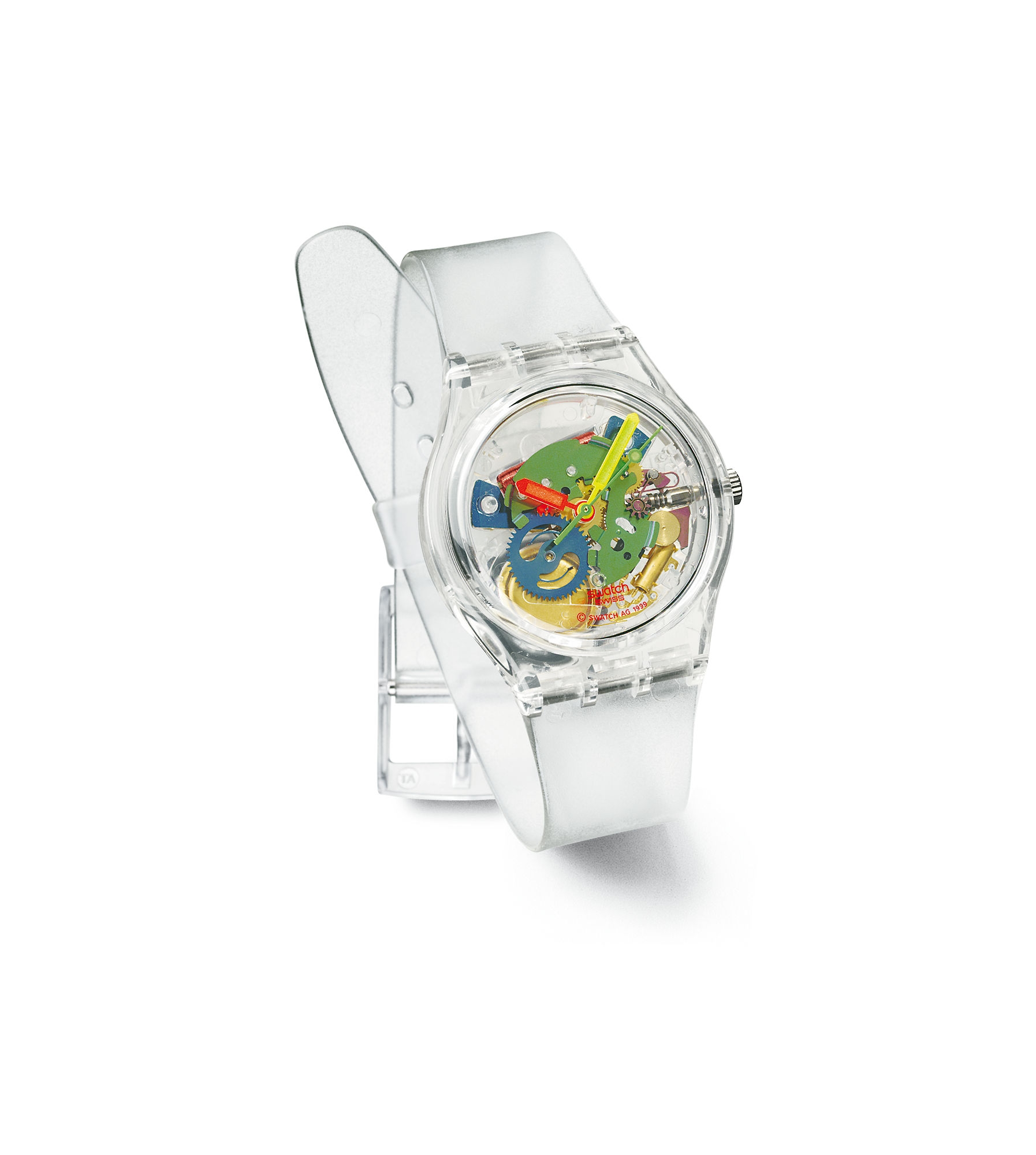 Jelly Piano Watch Swatch Gent Jelly Piano Watch